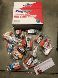 Kingway Professional Quality ink cartridge 20 pack 225/226xl Bakersfield, 93306