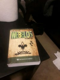 Webelos hand book used once Hagerstown, 21742