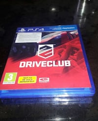 Driveclub Ps4 games for racing