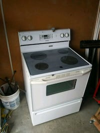Maytag stove flat top Seattle, 98168