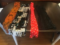 Gently Used Woman's Scarves Los Angeles, 91423