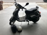 Black and gray motor scooter Saratoga Springs, 84045