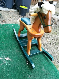 Wood horse for Kids Brampton, L6R 1G2