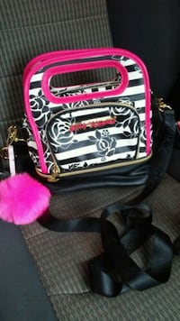 Betsey Johnson insulated bag