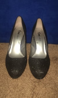 Fioni night stilettos size 10W District Heights, 20747
