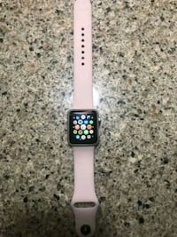 Apple Watch Series 1 38mm  Silver Spring