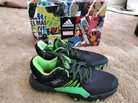 Adidas D.O.N. ISSUE 1 MARVEL ULTIMATE SPIDER-MAN  BRAND NEW SIZE 11