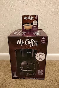 Coffee maker with filter Nashville, 37217