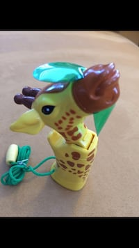 Mini Giraffe Portable Fan