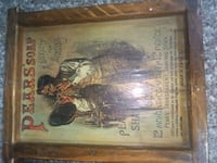1922 antiques wooden oil stained pictures Las Vegas, 89102