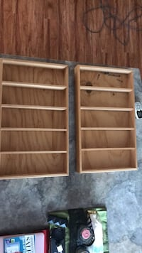 wooden shelves for spices 2275 mi