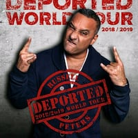2 Russell Peters Tickets For Today. SOLD OUT SHOW! Vaughan, L6A 2S3