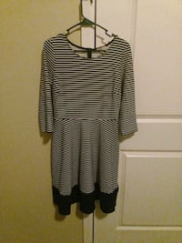 Stripped dress Kersey
