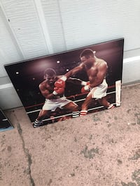 Boxing picture ready for wall hangers East Stroudsburg, 18302