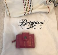 Brighton Purse/Wallet Set with Duster Bag Tustin, 92780