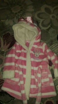 Yeni new girls mini mouse dressing gown 6.9months