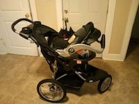 Baby trend travel stroller and connectable carseat Saint Paul, 55104