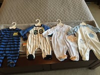 Boy's 0-3 month clothing  Stow, 44224