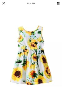 Sunflower dress NEW  Richmond, 23226