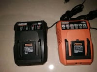 Brand new condition Ridgid 18V charger Coquitlam