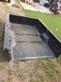 Ford f-250 long Bed liner with 5th wheel cut outs