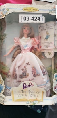 Barbie Limited Edition The Tale of Peter Rabbit Las Vegas, 89103