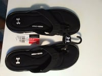 BRAND NEW - Under Armour g4 memory foam sandals Victoria, V8N 3P7