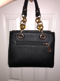 black leather Michael Kors tote bag Arlington, 22201