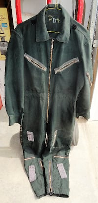 Canadian Air Force Coveralls NATO Size 7041 PORTPERRY