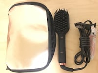 Amika Mini Hair Straightener Brush Toronto, M6P