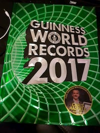 Guiness world records 2017 3490 km