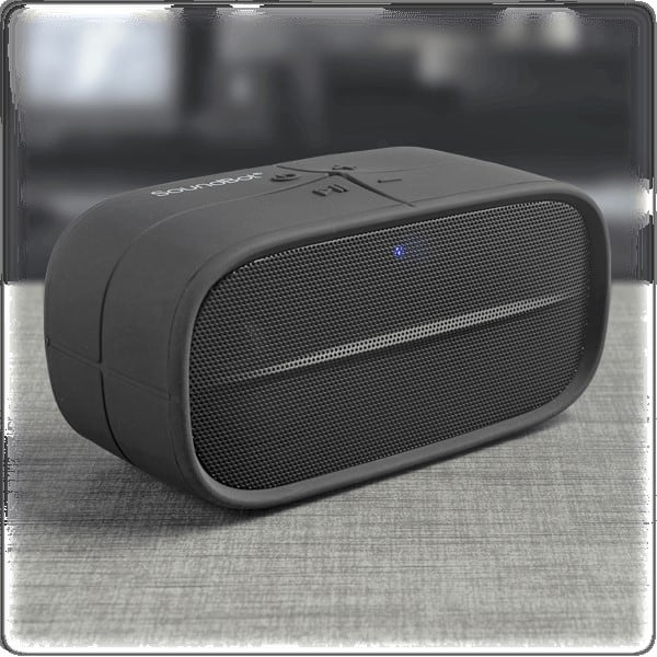NEW Bluetooth 4.1 Wireless Speaker, AMAZING sound, 8 hours streaming time