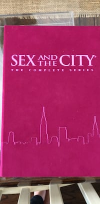 Sex and the City The Complete Series Collectors Edition Seaford, 11783