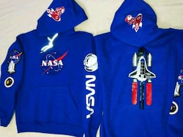 Brand new NASA hoodies