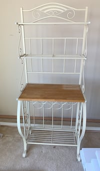 Shelf/bakers rack