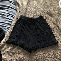 ASOS shorts with fringes Small Culver City, 90230