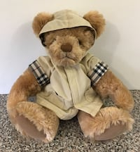 Burberry Fragrances Teddy Bear Authentic Stuffed Plush Toy London, N6E 1G2
