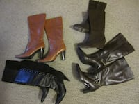 Boots girls size 2
