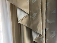 Curtains/draperies