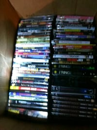 assorted DVD movie case lot Picayune, 39466