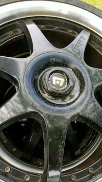 Motegi FF7 wheels Moultrie
