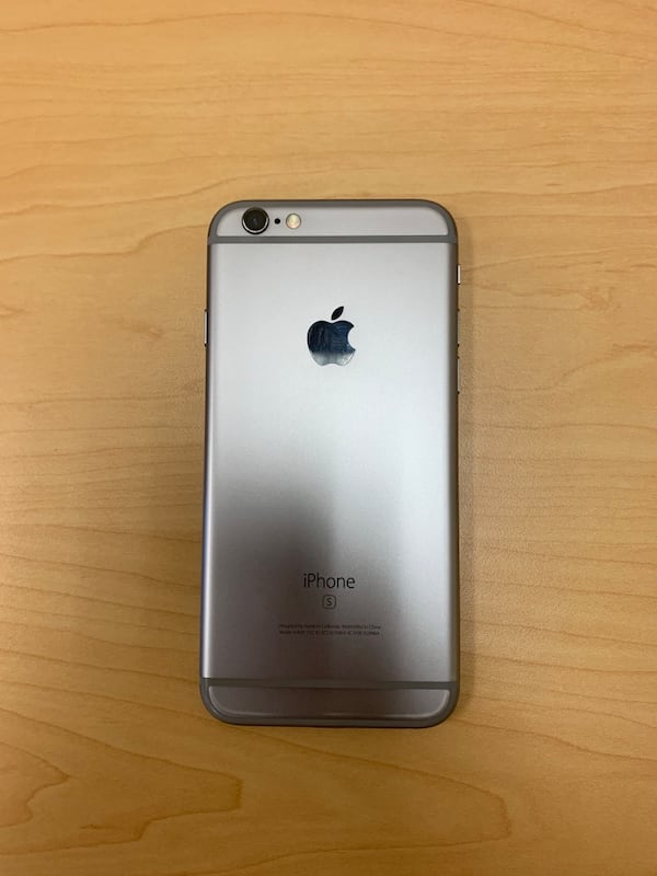 iPhone 6s 32GB b00b7d37-4da1-4703-a238-1610dad959bd