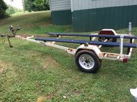 20ft Wesco  boat trailer with Almost new wheels an tires Homer, 30547