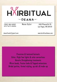 hair extensions Las Vegas