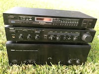 Three stereo components.....great buy Fayetteville, 28306