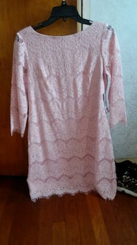 Baby pink lace dress Erie, 16509