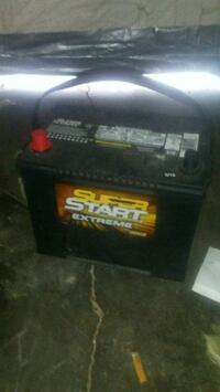 super start extreme top post battery Anchorage, 99507