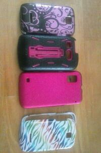Make offer.  Used. Cell Phone cases. White Cloud, 49349