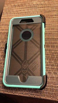 iPhone 8 Teal OtterBox Case