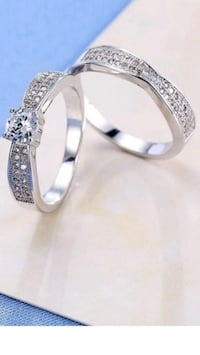 Sterling Silver Ring Set!! Edmonton, T6X